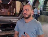 """""""حمزاوى"""" غير مفهوم السوشى فى مصر.. عمله فى البيت وباعه على عربية بمصر الجديدة"""