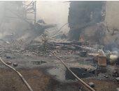 ارتفاع حصيلة انفجار فى مصنع بمنطقة ريازان الروسية إلى 16 قتيلا.. صور