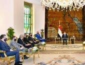 أخبار مصر.. الرئيس السيسي يستقبل رئيس وزراء جمهورية ألبانيا