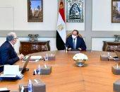 الرئيس السيسى يوجه بالتعامل بحسم لمواجهة التعديات على الأراضى الزراعية