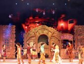 """أسوان تستضيف أول عرض بالمحافظات لمسرحية """"رابانزول بالعربى"""" نوفمبر المقبل"""