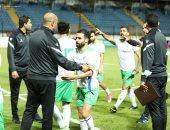 تفاصيل اشتباك لاعبي المصري البورسعيدي وسلطات الموارد الأوغندي بعد المباراة