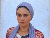 """رشا مهدى ربة منزل تعانى من أزمات زوجها المدمن فى حدوتة """"لحظة ضعف"""""""