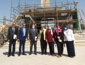 التخطيط: 4.1 مليار جنيه استثمارات المتحف المصرى الكبير خلال 2021/2022