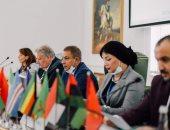 رشا أبو شقرة نائبة التنسيقية رئيسا شرفيا ورئيسا لتحكيم مؤتمر جامعة كازان