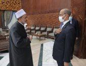 الإمام الأكبر: حريصون على تعزيز التعاون العلمى مع موريتانيا
