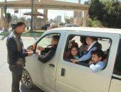 """""""التضامن"""" تكثف حملات الكشف عن تعاطى المواد المخدرة بين سائقى المدارس"""