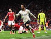 محمد صلاح المتوهج يقود ليفربول لسحق مانشستر يونايتد 5-0 في البريميرليج