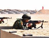 """استمرار فعاليات التدريب المصرى الروسى المشترك """"حماة الصداقة - 5"""".. فيديو"""