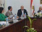 غادة على نائبة التنسيقية: دعم الصناعات التراثية واجب وطنى بالجمهورية الجديدة