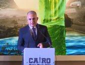 الرى: الاتحاد الأوروبى من أهم شركاء التنمية مع مصر