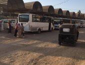 إنهاء أزمة المواصلات لطلاب بيلا كفر الشيخ بعد توفير 82 سيارة وأتوبيسا