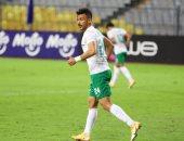 """إصابة أحمد شوشة بكدمة قوية في """"مشط القدم"""" وشكوك حول مشاركته أمام المحلة"""