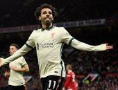 محمد صلاح يحتفل بالفوز الساحق على مانشستر يونايتد: الفوز دائما الخيار الوحيد