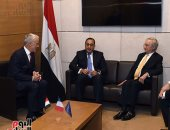رئيس الوزراء من فرنسا: مصر تتمتع بالاستقرار والرؤية الواضحة