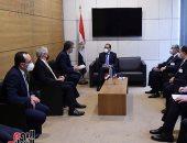 رئيس الوزراء يلتقى المدير العام لبنك كريدي أجريكول.. براساك: نتطلع لمزيد من التعاون