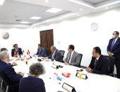 وزير التعليم العالي يبحث مع وفد برتغالي تطورات إنشاء فرع جامعة نوفا بمصر
