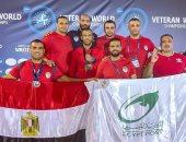 """البريد المصري يحصد """"ذهبية وفضيتين وبرونزية"""" فى بطولة العالم للمصارعة"""
