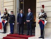 رئيس وزراء فرنسا: مصر دولة محورية وذات حضارة عظيمة وحريصون التعاون معها