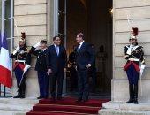 رئيس الوزراء يلتقى نظيره الفرنسى خلال زيارته باريس