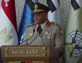 إعلان نتيجة تخريج دفعات جديدة من الكليات العسكرية بحضور الرئيس السيسي