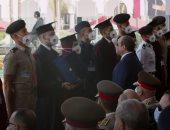 أخبار مصر.. الرئيس السيسي: حروب الجيل الرابع والخامس مبنية على الفهم والوعى الحقيقى