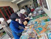 انطلاق فعاليات معرض الكتاب بأحد المعاهد العليا بالعريش .. صور