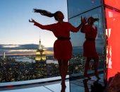 مناظر تخطف القلوب.. لقطات شقية من أعلى ناطحات السحاب فى نيويورك