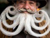 أطول شارب وأكثف لحية.. ألمانيا تستضيف منافسات أشكال الشعر المختلفة على مستوى العالم