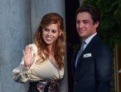 الأميرة أوجينى تعيد تدوير فستانها لحضور حفل زفاف الأمير فيليبوس صديق زوجها
