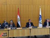 مصطفى مدبولى: ماضون فى بناء مصر جديدة بعزم الشعب وإرادة الرئيس السيسي.. صور