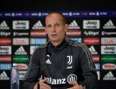 أليجري يعلن غياب كين وبيرنارديسكي عن يوفنتوس ضد ساسولو بالدوري الإيطالي
