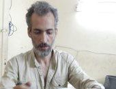 الفنان التشكيلى محمود التركى يقيم معرضه الأول فى 14 نوفمبر