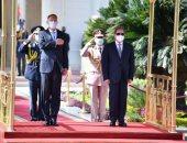 مساعد وزير الخارجية الأسبق: زيارة رئيس رومانيا تعزز تعاون مصر مع الاتحاد الأوروبى