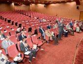 جامعة المنصورة تمنح 6 من أعضاء هيئة التدريس اللقب العلمى لوظيفة أستاذ