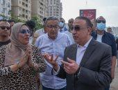 محافظ الإسكندرية يحذر المواطنين من التعاقد مع الشركات الإعلانية المخالفة