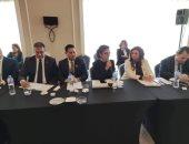 تنسيقية شباب الأحزاب تشارك سفارة ألمانيا فى مائدة مستديرة حول الزيادة السكانية