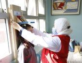 فحص 1.4 مليون طالب ضمن مبادرة الرئيس للكشف المبكر عن الأنيميا والسمنة والتقزم