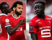 ليفربول يستهدف جناح من الدوري الفرنسي فى يناير لتعويض محمد صلاح وماني