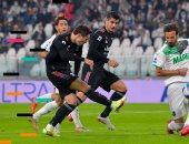 يوفنتوس يتأخر بهدف أمام ساسولو فى الشوط الأول بـ الدورى الإيطالي