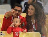 الأسرة المصرية تزين مدرجات مباراة الأهلى والإسماعيلى