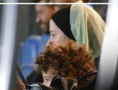 """حبيبة إكرامى و""""زين"""" يؤازران رمضان صبحى أمام المقاصة فى الدفاع الجوى """"فيديو"""""""