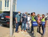 شاهد توسعة الطريق الدائرى وتطوير محيط قصر محمد على بشبرا الخيمة.. صور