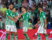 ريال بيتيس يكتسح فالنسيا برباعية في الدوري الإسباني