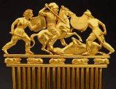 بعد تسليمه لأوكرانيا.. تعرف على الذهب السكيثى ومن هم السكيثيين؟