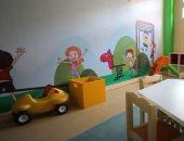 شاهد.. أول حضانة للأطفال داخل مركز الإصلاح والتأهيل بوادى النطرون