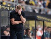 برشلونة يعلن رسميا إقالة كومان من تدريب الفريق