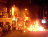 السيطرة على حريق مطعم فى المقطم دون إصابات