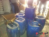 شرطة التموين تضبط 578 قضية غش تجارى وبترول ومخابز والاتجار فى السلع المدعمة