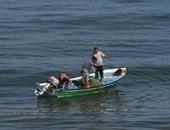 صيادو الدقهلية: توقف البحث عن الصيادين المفقودين ببحيرة البرلس